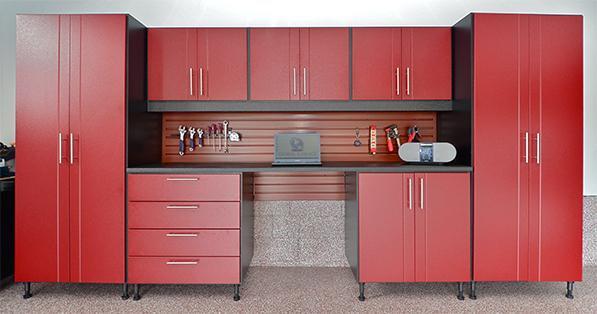1 Garage Cabinet Choices