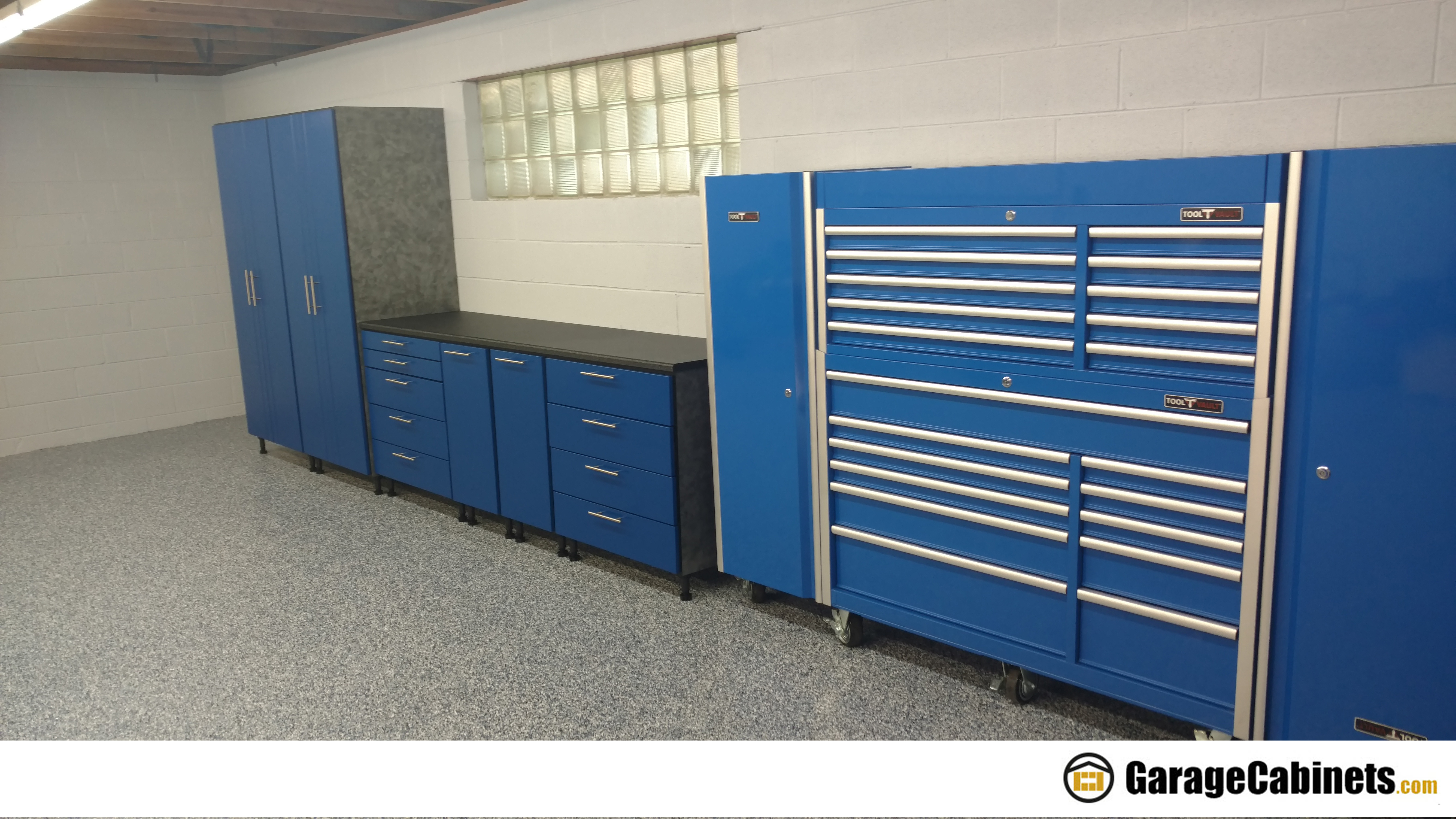 An Easy Way To Have Garage Tool Storage